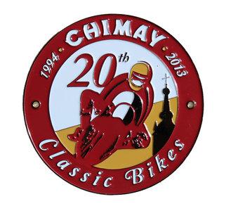 Dash plate - 20ème Classic Bikes